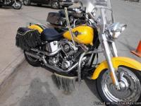 2012 Harley-Davidson Softail Fat Boy Beautiful 2012