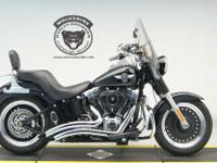 New for 2012 the Harley Fat Boy Lo includes an