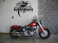 2012 Harley-Davidson Softail Slim the perfect blend of