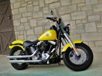 2012 Harley-Davidson Softail Slim FLS. The Softail Slim