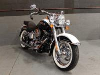T THIS 2012 HARLEY SOFTAIL DELUXE IS PRACTICALLY TOO