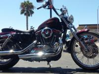 HERE'S YOUR CHANCE TO OWN THIS BEAUTIFUL 2012 HARLEY