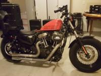 Garage kept, flawless condition, 1730 miles, Screamin
