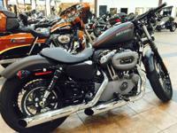 2012 Harley-Davidson Sportster 1200 Nightster Dark