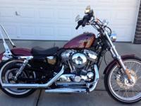 2012 Harley Davidson Sportster 72, Engine: 1200 cc,
