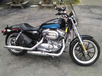 2012 Harley-Davidson Sportster 883 SuperLow Very clean