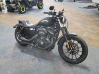 ALMOST LIKE NEW 2012 HARLEY DAVIDSON SPORTSTER IRON