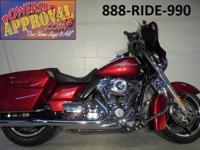 2012 Harley Davidson Street Glide 103 cubic inch for