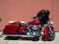 2012 Harley-Davidson Street Glide 2012 Street Glide the
