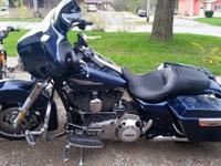 2012 Harley Davidson Street Glide. Excellent condition,
