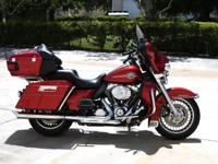 2012 HARLEY DAVIDSON ELECTRA GLIDE ULTRA CLASSIC
