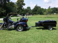 2012 Harley Davidson Tri Glide -- PRICE REDUCED! FREE