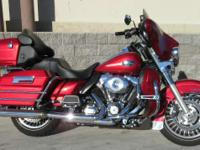 2012 Harley-Davidson Ultra Classic Electra Glide Stage
