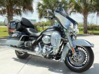 2012 Harley Davidson Ultra Classic LimitedFor a faster