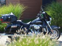 The 2012 Harley-Davidson Electra Glide Ultra Limited