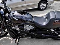 2012 Harley Davidson VRSCDX V Rod Cruiser Displacement,