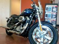 This is a very nice 2014 Harley Davidson Sporster 1200