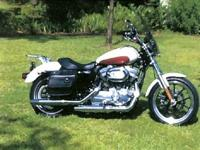 2012 Harley Davidson XL883L Sportster 883 SuperLow,