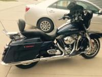 2012 Street Glide, 23,000 miles with accessories, well