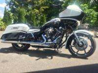 Make: Harley Davidson Model: Other Mileage: 11,500 Mi