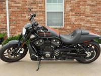 Make: Harley Davidson Model: Other Mileage: 6,340 Mi
