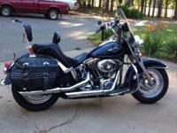 2012 Harley-Davidson Heritage Softail CLASSIC, 2012 HD
