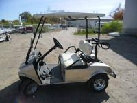 Stock # 4217 2012 HDK Electric Golf Cart Up for auction