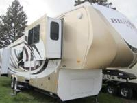2012 Heartland Big Horn 3855FL, Length: 41ft, Exterior: