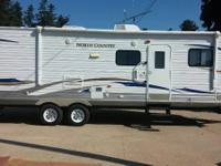 2012 Heartland North Country M30HS Travel Trailer- -