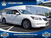 Check out this gently-used 2012 Honda Accord Sdn we