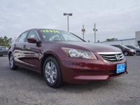 How about this 2012 Accord LX-P? It is no secret that