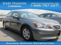 CARFAX 1-Owner, LOW MILES - 14,734! FUEL EFFICIENT 34