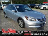 ***** 2012 Honda Accord LX ***** 4-Cyl, VTEC, 2.4