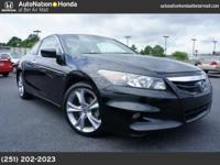 2012 Honda Accord Cpe Our Location is: Treadwell Honda