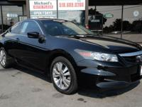 2012 Honda Accord EX 2dr Coupe - WE FINANCE - STK#9445