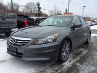 Fresh in 2012 Honda Accord EX 2.4 L FWD with only 34k