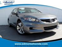 Ed Morse Honda is excited to offer this 2012 Honda