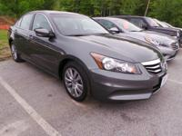 Check out this 2012 Honda Accord Sdn EX. Its Automatic