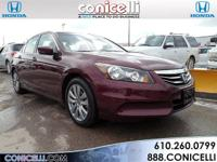 you are looking for an almost new 2012 Honda Accord Sdn