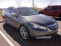 (928) 248-8269 ext.166 This 2012 Accord is for Honda