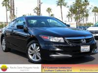 Honda Certified and Black w/Leather-Trimmed Seat Trim.