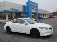 Options:  2012 Honda Accord