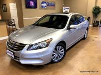 Options:  2012 Honda Accord Ex-L Sedan 4D|Fully Loaded