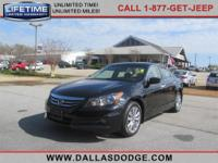 Dallas Dodge proudly presents this carfax 1 owner 2012