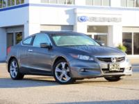 *** RARE V6 ACCORD COUPE with MOON ROOF *** This 2012