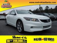 For a top driving experience, check out this 2012 Honda