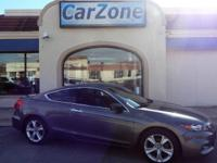 2012 HONDA ACCORD EX-L COUPE - V6 MODEL - Polished