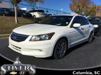 This 2012 Honda Accord EX-L V6 offers    *Automatic