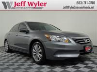 Polished Metal Metallic 2012 Honda Accord EX 2.4 FWD