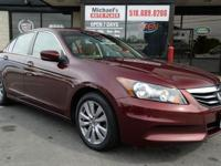 2012 Honda Accord EX! WE FINANCE - 42k miles! Power